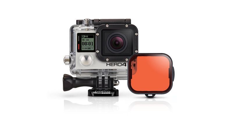 Picture of GoPro Red Dive Filter for Dive Housing for HERO3+