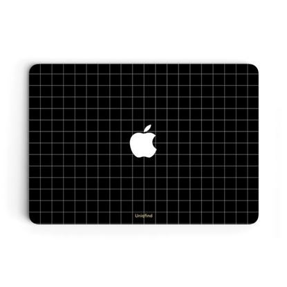"Picture of Uniqfind - Grid Line Skin for Macbook Air / 13"" Pro"