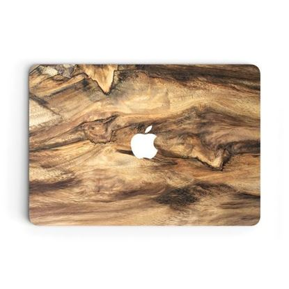 "Picture of Uniqfind - Wood Skin for MacBook 13"" / 15"" Pro"
