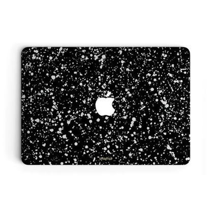 "Picture of Uniqfind - Brooklyn Speckle Skin in Black for MacBook 13"" Pro"