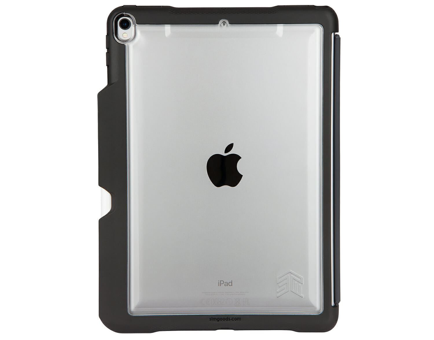 Picture of STM Dux Shell Plus Case for iPad Pro / Air 10.5 - Black