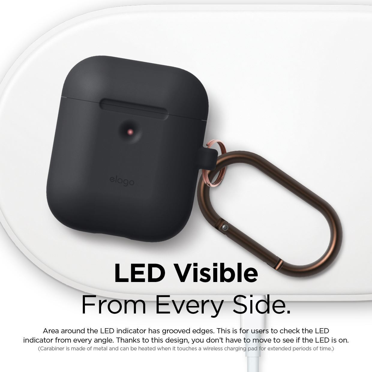 Picture of Elago AirPods 2 Hang Case