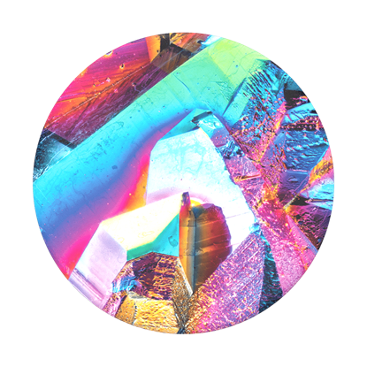 Picture of Pop Sockets - Rainbow Gem Gloss