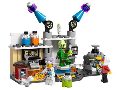 Picture of LEGO Hidden Side J.B.'s Ghost Lab