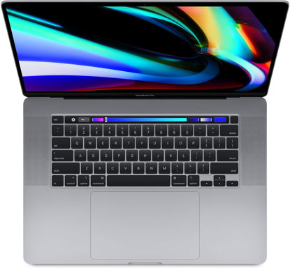 Picture of MacBook Pro 16-inch