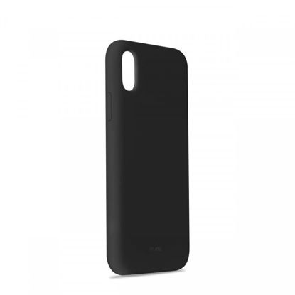 Picture of Puro Cover Silicon with microfiber iPhone  XS Max