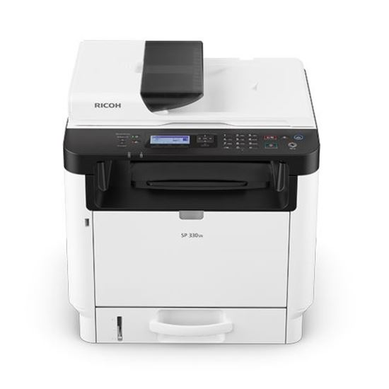 Picture of Ricoh SP 330SN B/W Printer w/ Print Cartridge (1,000 Prints)