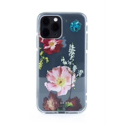 Picture of Ted Baker - Forest Fruits Anti-Shock Clear Case for iPhone 11 Pro