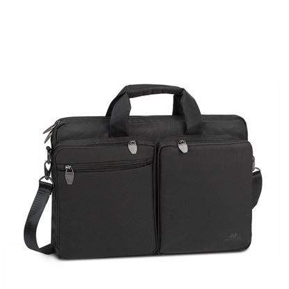 "Picture of RivaCase 8530 Laptop Bag 16"" - Black"