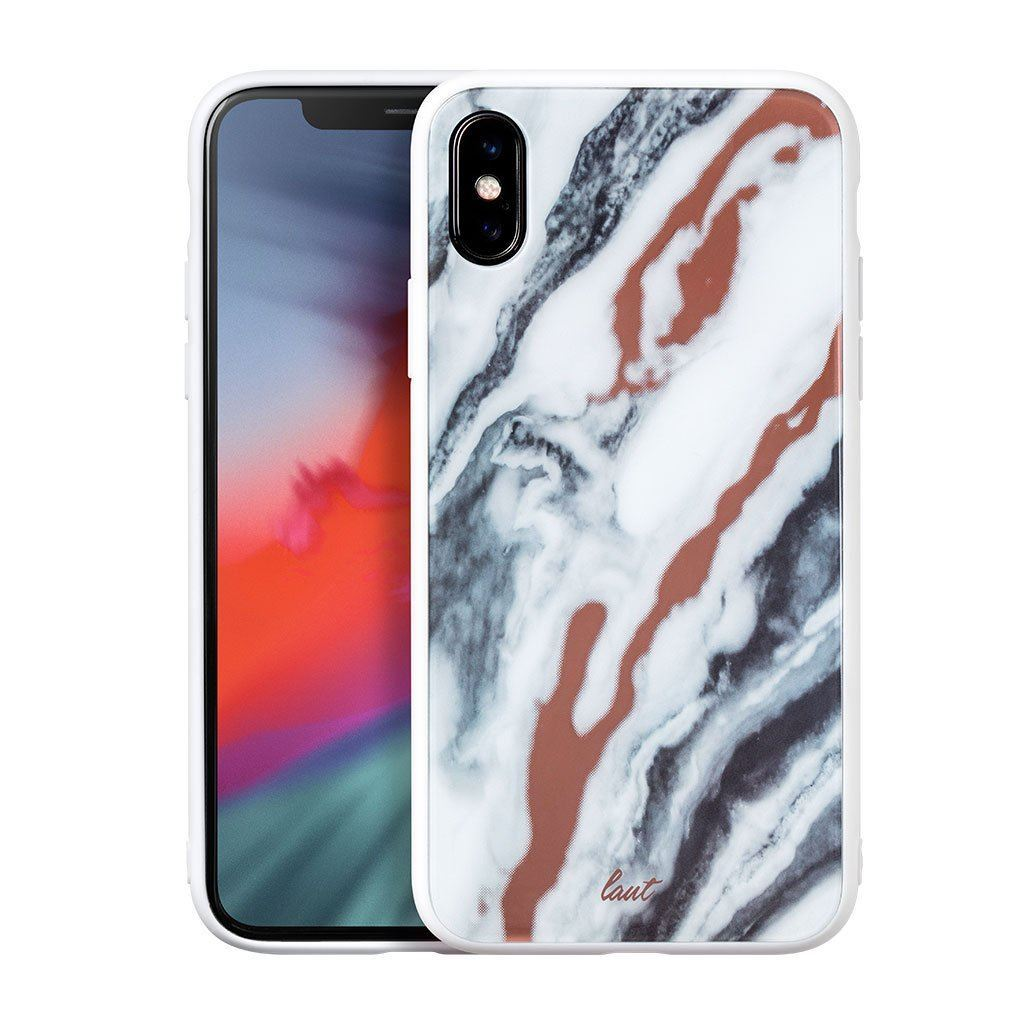 Picture of LAUT Mineral Glass for XR / XS / XS Max