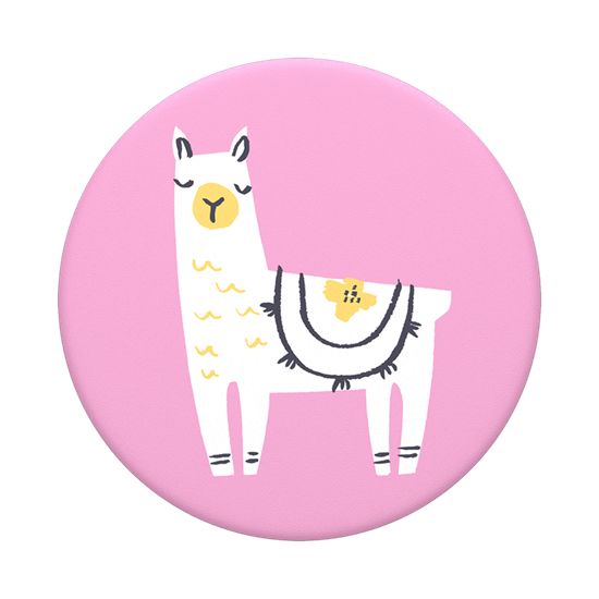 Picture of Pop Sockets - Llama Glama