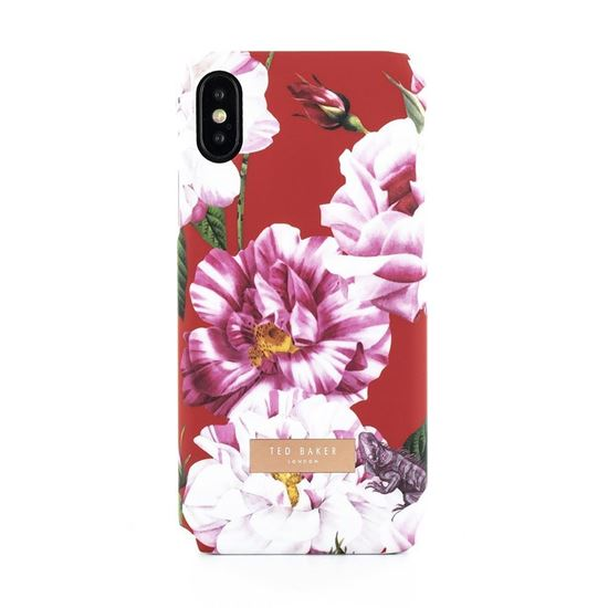 Picture of Ted Baker - Halyna Iguazu Soft Feel Hardshell Case for iPhone X / XS