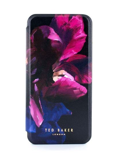 Picture of Ted Baker - Impressionist Bloom Folio Case for iPhone X / XS