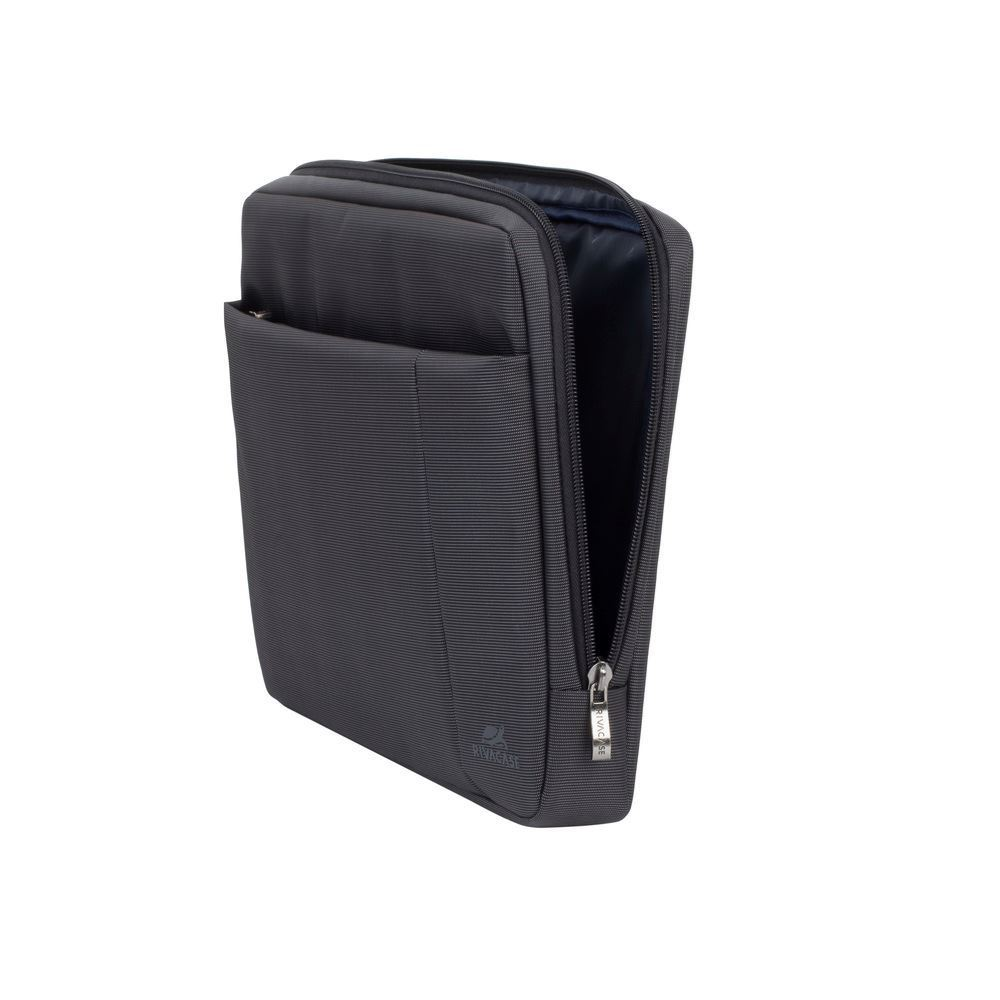 """Picture of RivaCase 8203 Black Laptop Sleeve 13.3"""""""