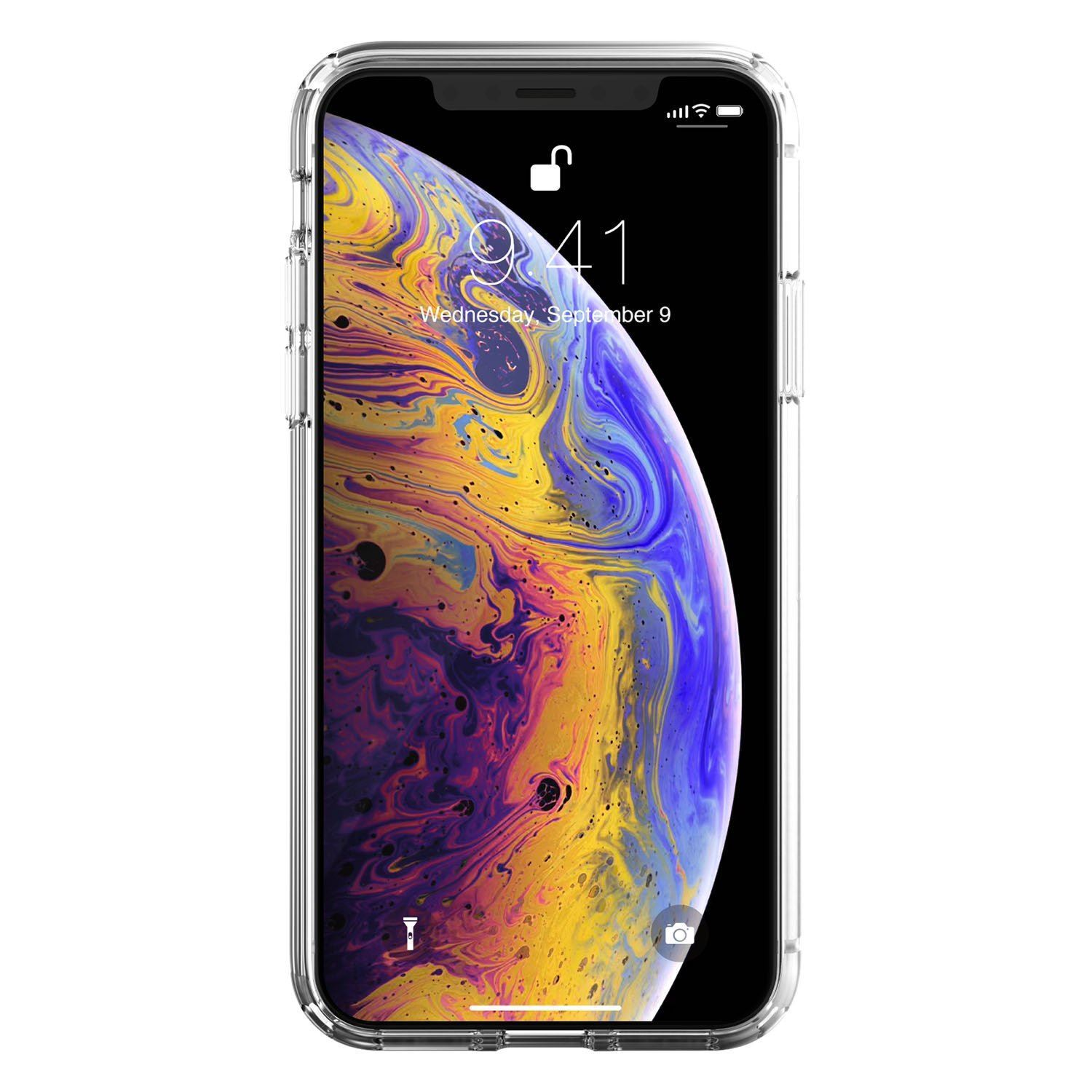 Picture of Just Mobile - TENC Air Clear Case for iPhone 11 Pro