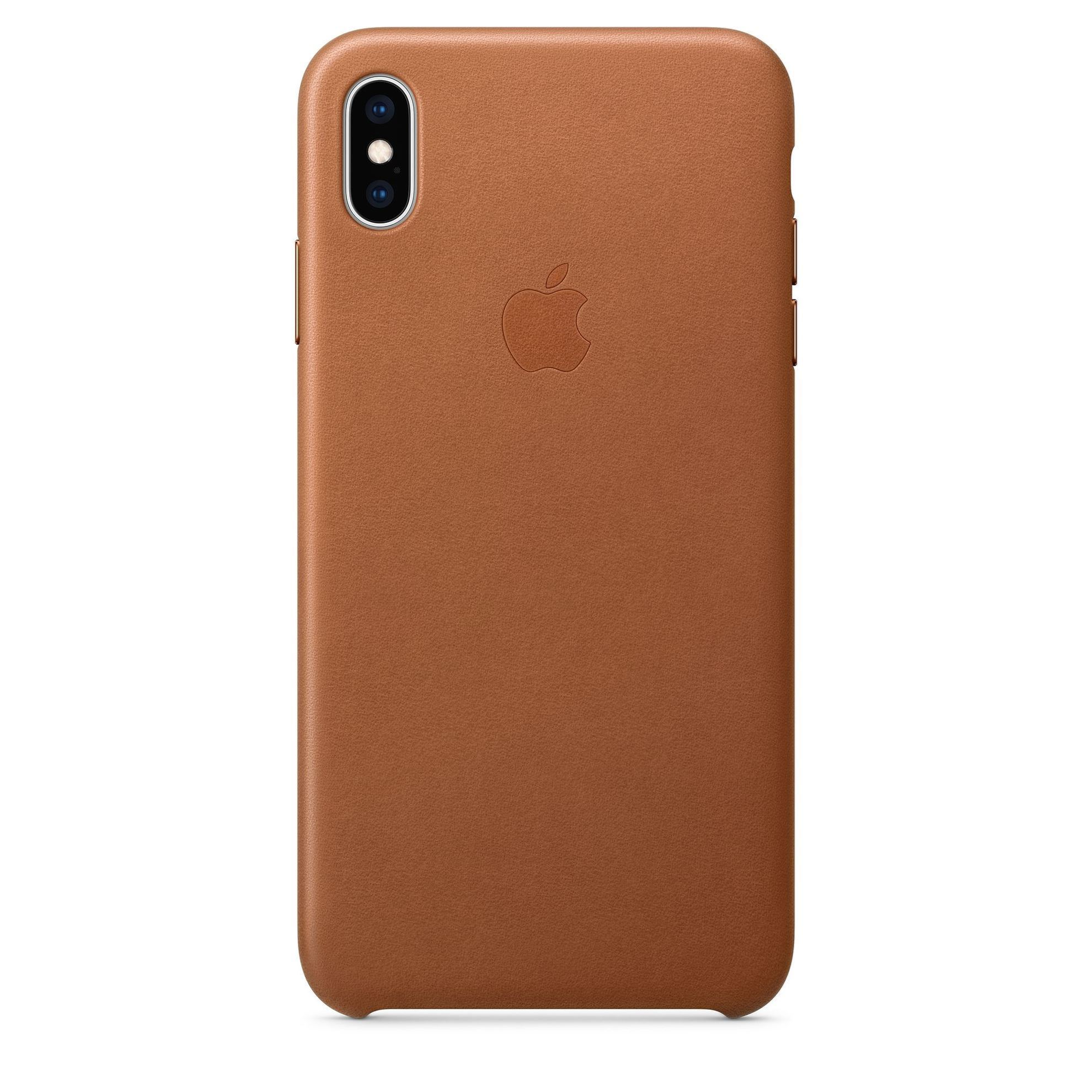 Picture of Apple Leather Case for iPhone XS Max