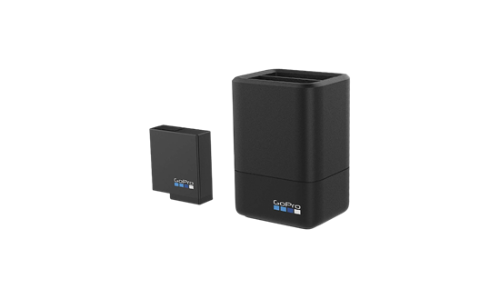Picture of GoPro Dual Battery Charger + Battery for Hero 5