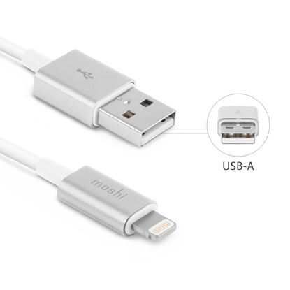 Picture of Moshi USB Cable with Lightning Connector