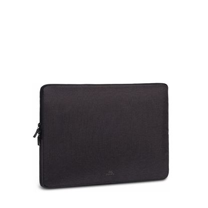 Picture of RivaCase 7705 Black Laptop Sleeve 15.6""