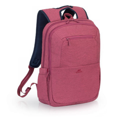 "Picture of RivaCase 7760 Laptop Backpack 15.6"" - Red"