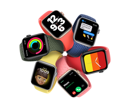 Picture for category Apple Watch SE