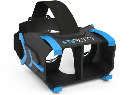 Picture of Fibrum Mobile Virtual Reality Headset