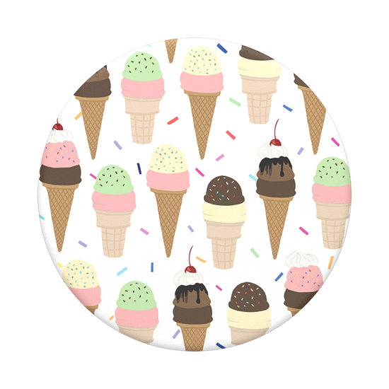 Picture of Pop Sockets - Cone Zone