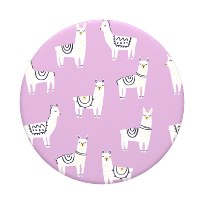 Picture of Pop Sockets - Lotsa Llama - Top Only