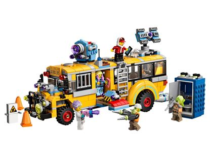 Picture of LEGO Hidden Side Paranormal Intercept Bus 3000
