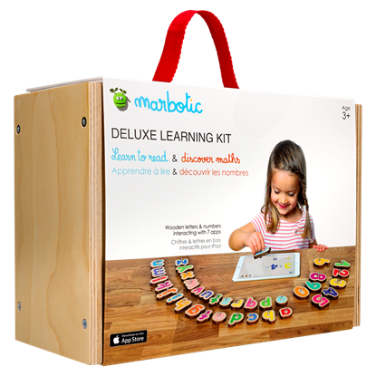 Picture of marbotic - Deluxe Learning Kit