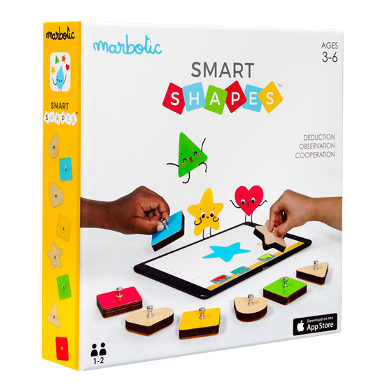 Picture of marbotic - Smart Shapes