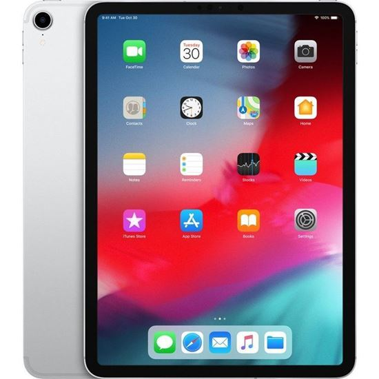 """Picture of iPad Pro 11"""" 2018 - 512GB Wi-Fi + Cell - Silver"""