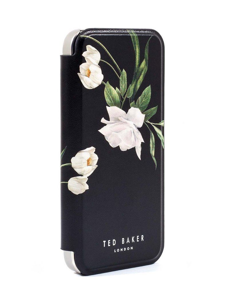 Picture of Ted Baker - Elderflower Mirror Folio Case for iPhone 12 Series