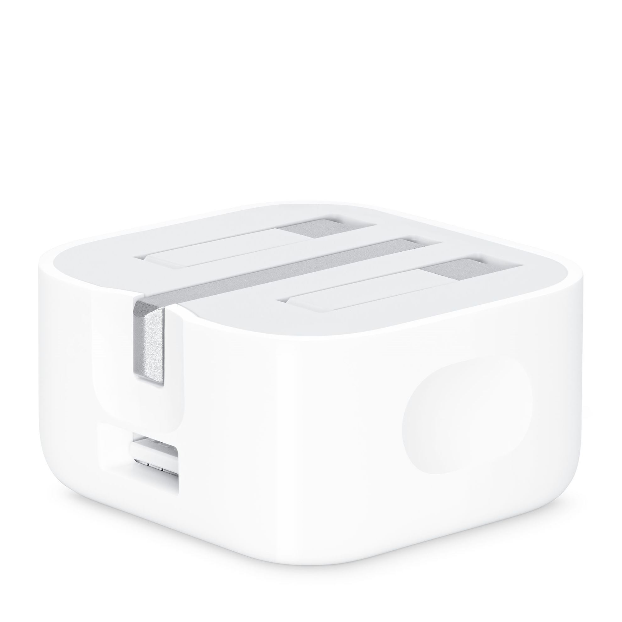 Picture of Apple 5W USB Power Adapter (Folding Pins)