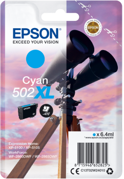 Picture of Epson 502XL Cartridge