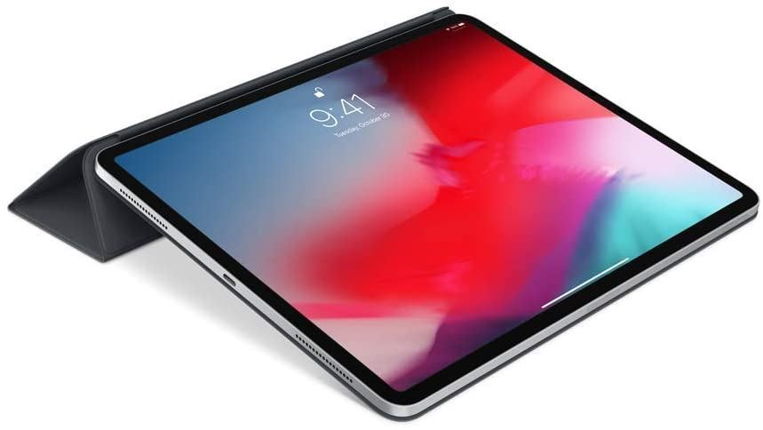 Picture of Smart Folio for 12.9-inch iPad Pro (3rd Gen - 2018) - Charcoal Gray
