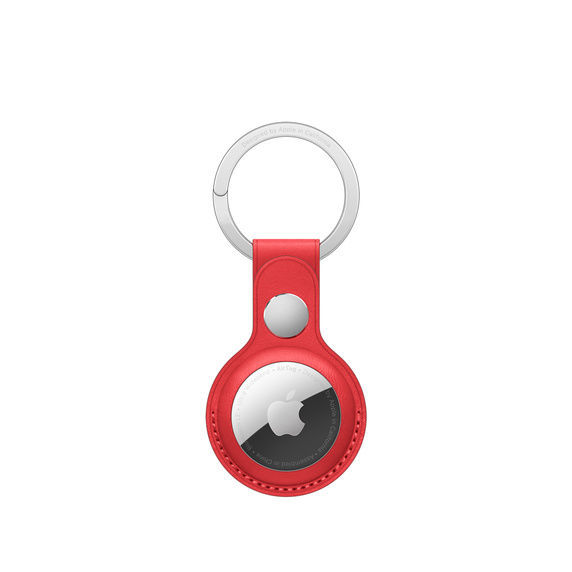 Picture of Apple AirTag Leather Key Ring
