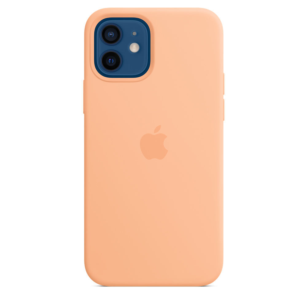 Picture of Apple iPhone 12 | 12 Pro | 12 Pro Max Silicone Case with MagSafe