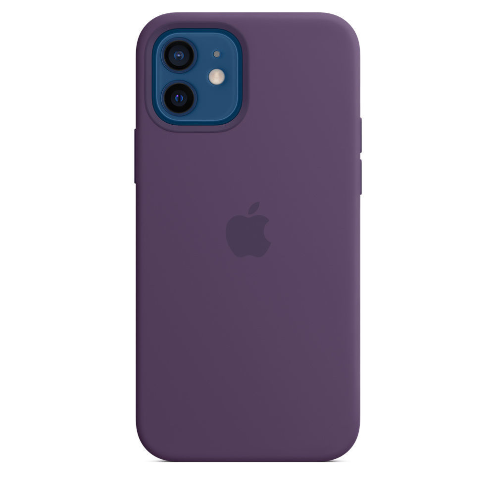 Picture of Apple iPhone 12 mini Silicone Case with MagSafe