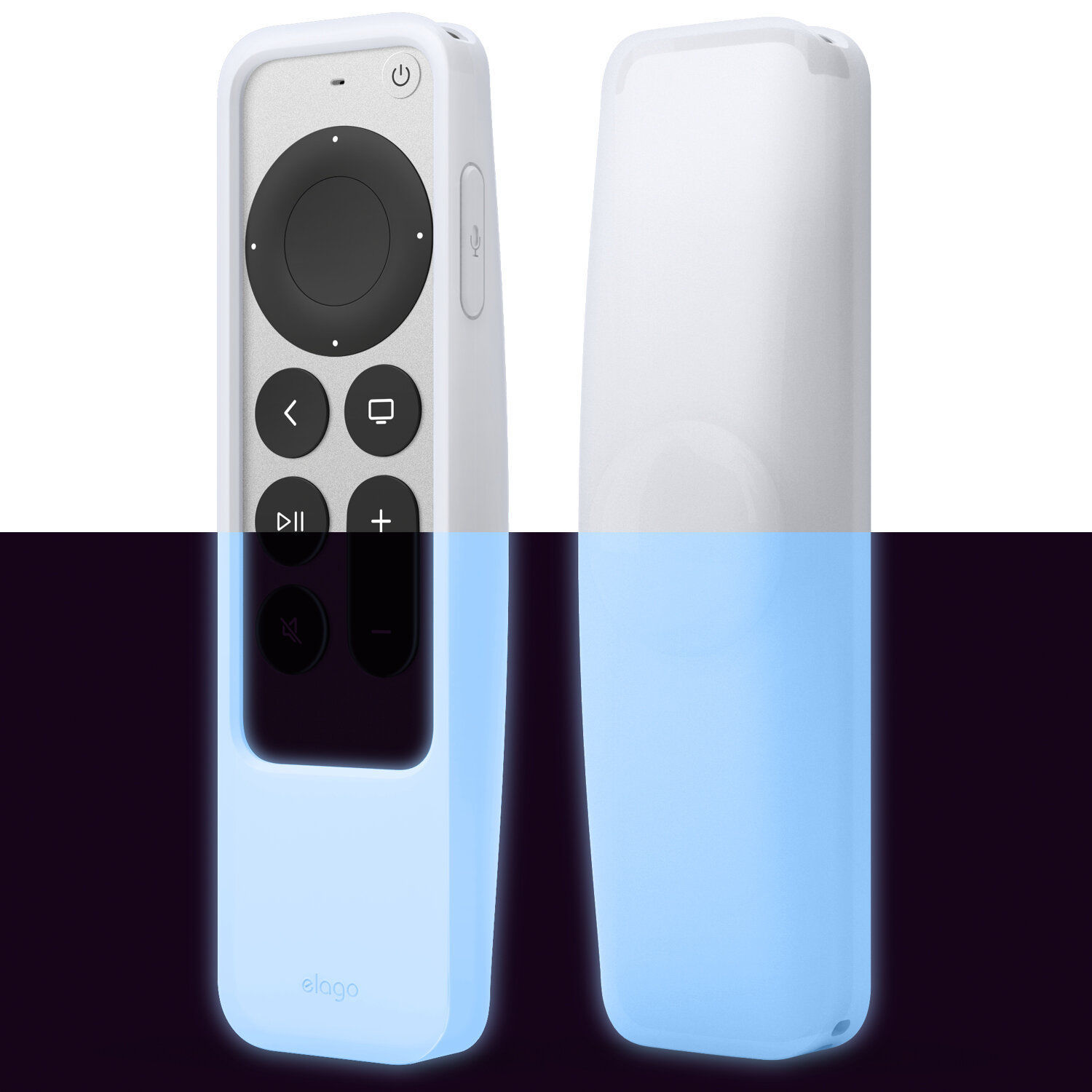 Picture of Elago R5 for Apple TV Remote 2021 with AirTag Storage