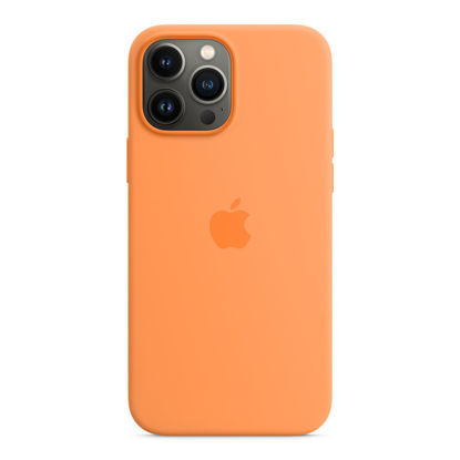 Picture of Apple iPhone 13 Pro Max Silicone Case with MagSafe