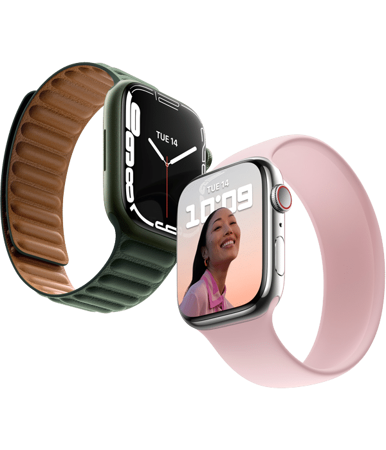 Picture for category Apple Watch Series 7